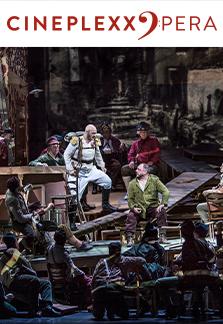 Wozzeck (Opera), NY MET, 2020