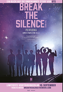 Break the Silence: The Movie OmU