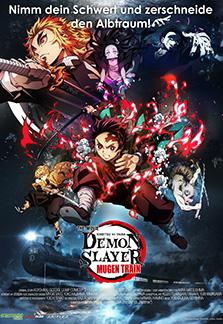 Demon Slayer -Kimetsu no Yaiba- The Movie: Mugen Train OmU