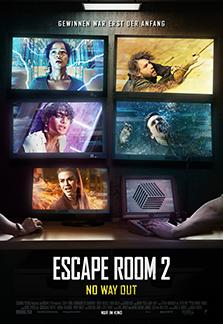 Escape Room 2: No Way Out