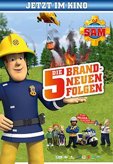 Feuerwehrmann Sam - Das Kinospecial mit 5 brandneuen Folgen