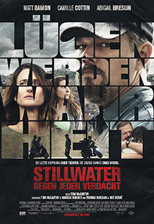 Stillwater - Gegen jeden Verdacht