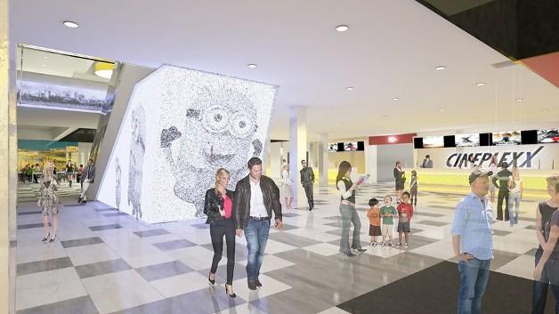 Spielzeug Rund Um Den Neuen Superhelden: Österreichs Erstes Dolby Cinema In Linz