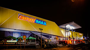 Kinos Cineplexx At